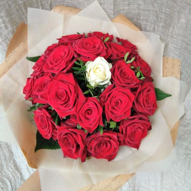 Букет цветов в екатеринбурге #1